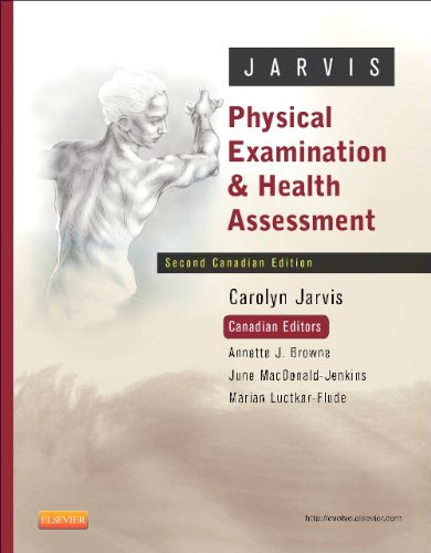 Physical Examination and Health Assessment - 2nd Canadian Edition