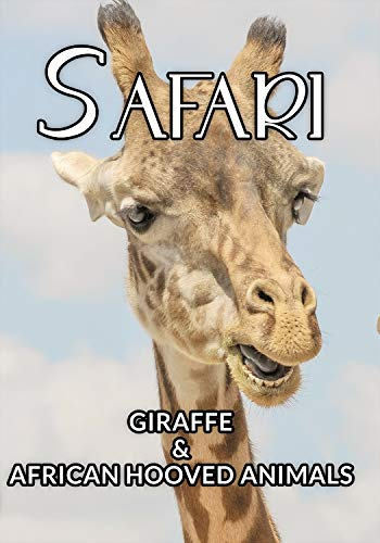 Safari Giraffe & African Hooved Animals