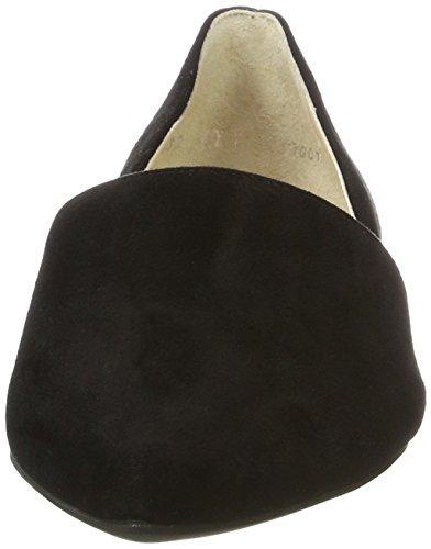 HÖGL Women's 3-10 0032 0100 Ballet Flats, Black Black (Black)