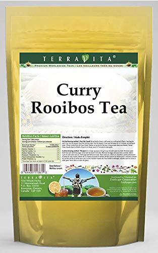 Curry Rooibos Tea (50 Tea Bags, ZIN: 545325) - 2 Pack