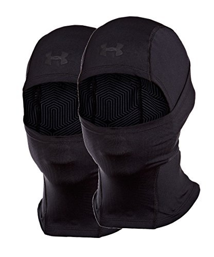 Under Armour Men's ColdGear Infrared Tactical Hood Balck 2-Pack (Under Armour Outdoor Coldgear Hood)