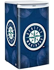 MLB Seattle Mariners Counter Top Refrigerator