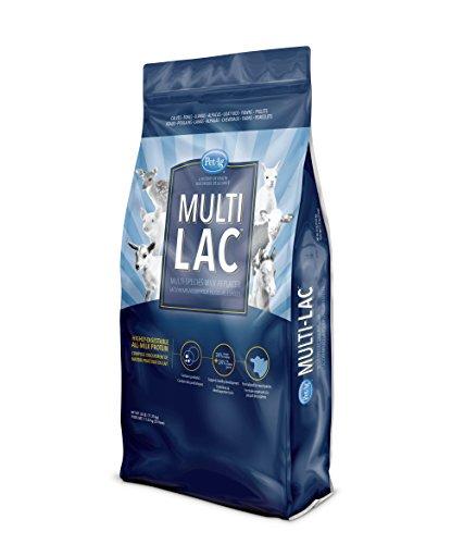 PetAg Multi-Lac Multi-Species Milk Replacer, 25 (Pet Ag Foal)