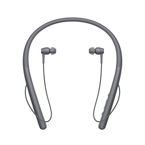 Sony - H700 Hi-Res Wireless In Ear Headphone Black