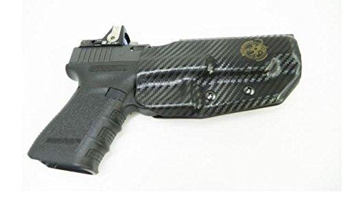 Black Scorpion Outdoor Gear IDPA Pro Competition Holster, Glock 17, Right Hand, HC03-IDPA-GL17RH