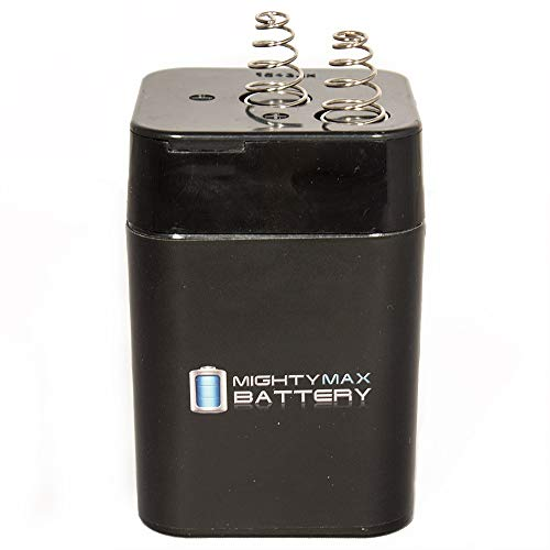 (Mighty Max Battery 6V 5Ah SLA Replacement Battery for PowerStar DE650-S Brand Product)
