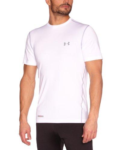 Men's HeatGear® Sonic Fitted Short Sleeve