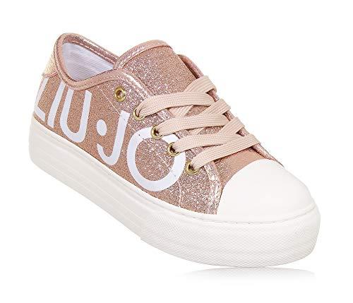 L3a420253 rosa jo Rosa Oro Sneakers Liu Sq68wIZx