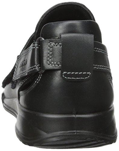 Transporter BLACK101 Schwarz Shoes Sandale Männer ECCO OaqEwga