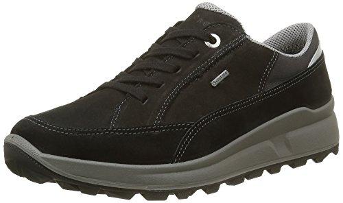 Legero Marano - Zapatillas Mujer Negro - negro (negro KOMBI 02)