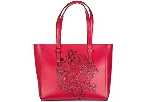 Salvatore Ferragamo Women's Bonnie 21G283 Pamplona Handbag