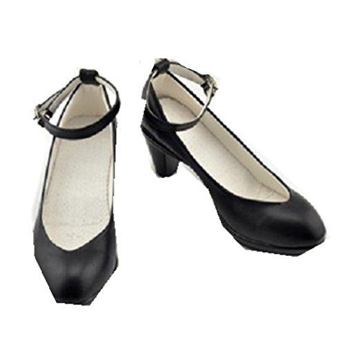 K-on Akiyama Mio cosplay costume Boots Boot Shoes Shoe