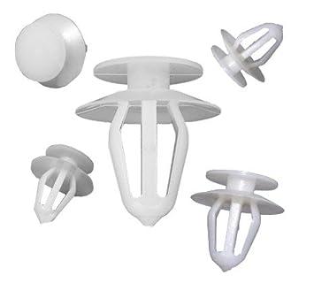 10 Stück Türverkleidung Clips Clip Halter Türverkleidungs Verkleidung Türclip