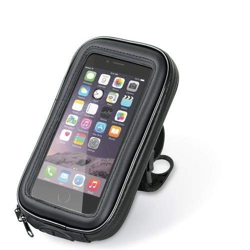 Porta M/óvil Smartphone tel/éfono Funda de Manillar 90423/lampa Bicicleta Moto para Harley-Davidson Road King Custom 1450/2006/ /2007