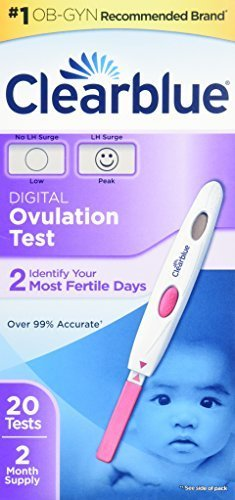 Clearblue - Clearblue Easy Digital Ovulation Test, 20 Count - by Clearblue Easy