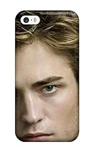 Iphone 5/5s Case Cover Men Male Celebrity Robert Pattinson Hollywood Actor Free Desktop S Case - Eco-friendly Packaging