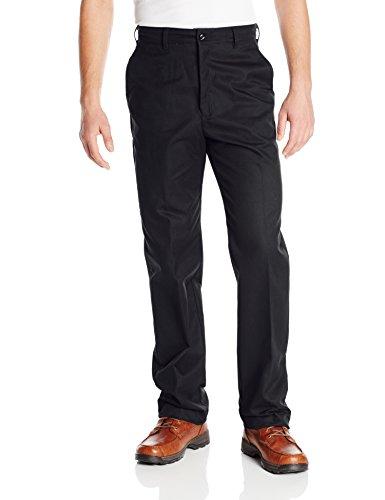 Red Kap Men's Work NMotion Pant, Black, 40x34