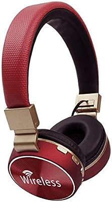 Auriculares Bluetooth Inalámbricos, Diadema, Micrófono Incorporado ...
