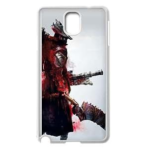 Bloodborne Samsung Galaxy Note 3 Cell Phone Case White 53Go-027775