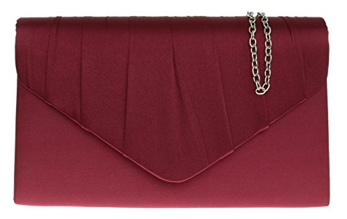 para de granate Cartera Girly mano mujer Handbags YExFnqSI