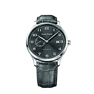 Louis Erard Men's 1931 Collection Grey Dial Small Second 66226AA23 Watch
