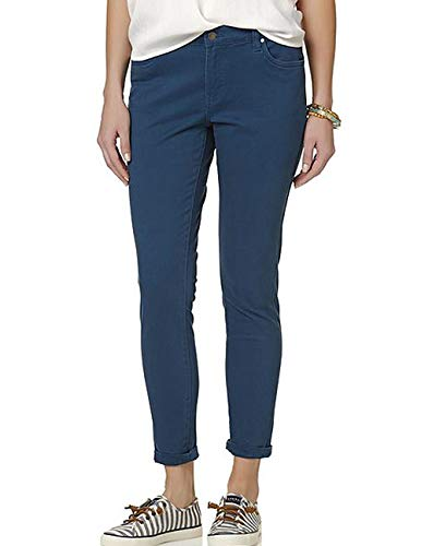 Canyon River Blues Women's Peached Skinny Jeans, Missy Size: 16 (Canyon River Blue Jeans)