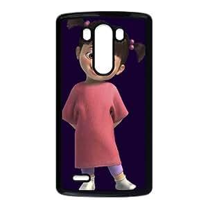 LG G3 Cell Phone Case Black Monsters Inc Mary Gibbs Hard Phone Cases XPDSUNTR29780