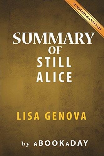 Summary of Still Alice: by Lisa Genova | Summary & Analysis