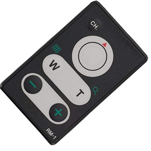 AVEEBABY Remote Control RM-1 for Olympus Camedia Digital Camera E-1 E-10 E-20 E-300 E-500 C-770 C-740 Ultra Zoom