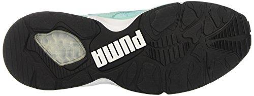 Puma Unisex-volwassenen Prevaleren Low-top Blau (aruba Blauw-gele Veiligheid-puma Wit 05)
