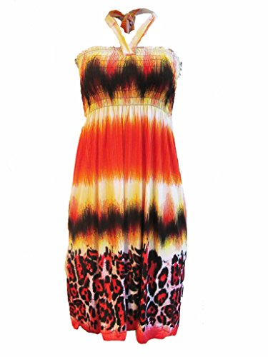 Buy animal beach dress - 2