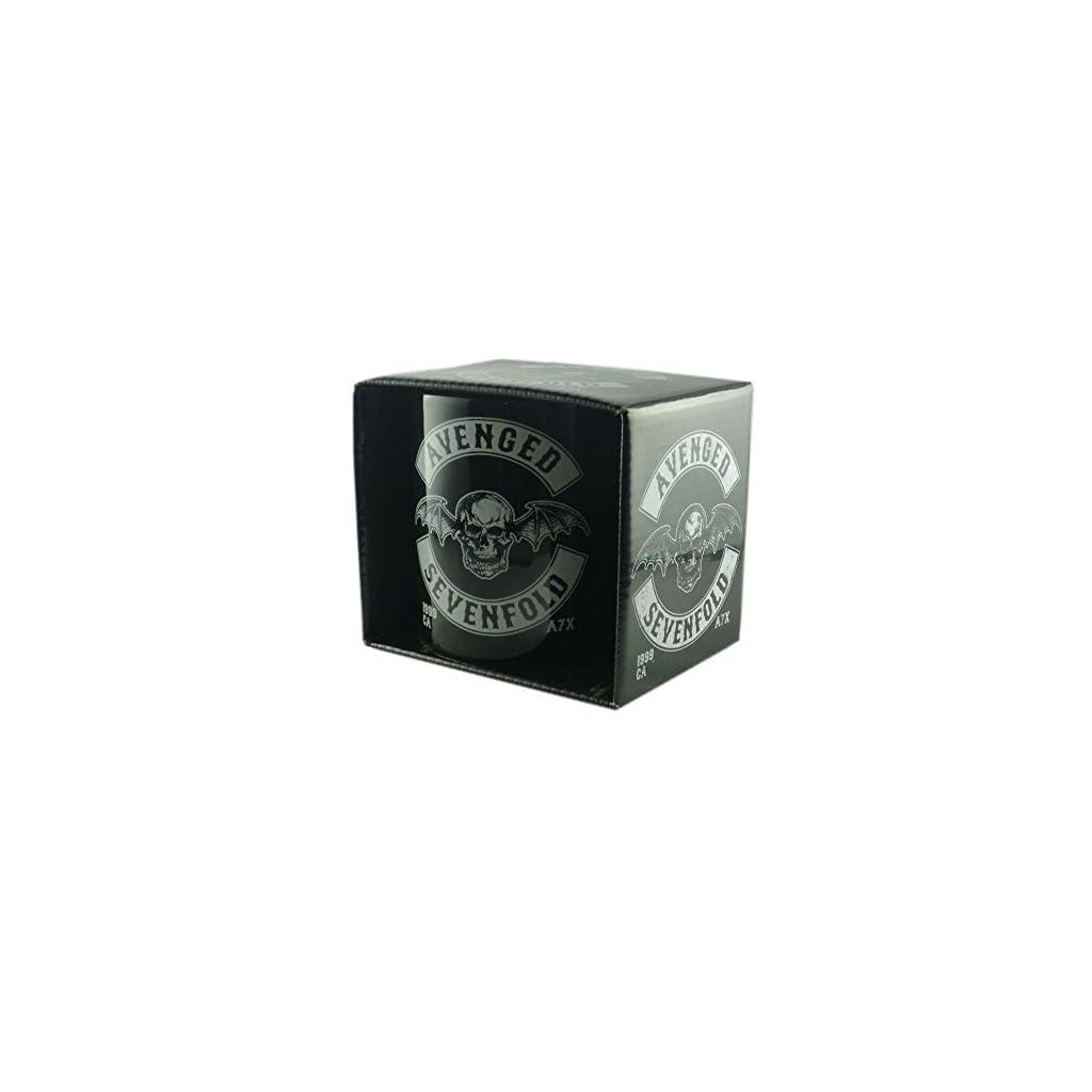 Avenged Sevenfold–Taza de cerámica                                                                                                        Please wait …