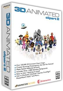3D Animated Clipart 2 [Old Version]