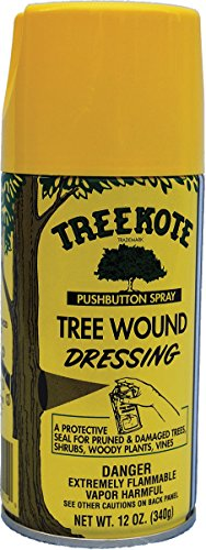 Clarks 00212 Treekote Aerosol Spray, 12-Ounce ()