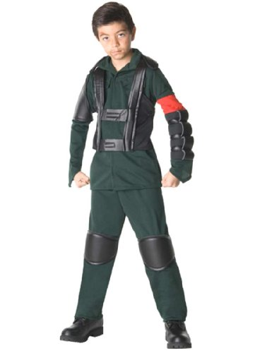 Child Terminator Deluxe John Connor Costume - Large