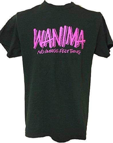 WANIMA(ワニマ)公式グッズ ピザオブデスロゴ Tシャツ M ブラックの商品画像