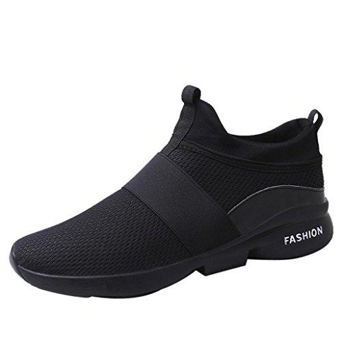 Espadrille D'hommes Lhwy Chaussures De Sport Occasionnels Hommes Glisser Jeunes R
