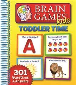 * Brain Games Kids Toddler Time - PUB7624600