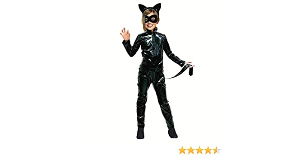 Partilandia Disfraz Cat Girl para niña (2-4 años): Amazon.es ...