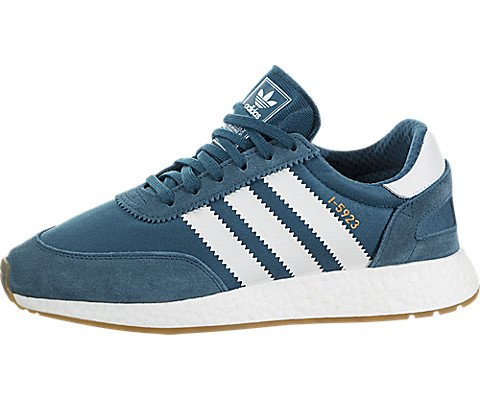 finest selection 5ff4a 6148e adidas Iniki Runner Womens in Petrol Night, 7.5