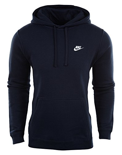 white and light blue hoodie men - 2