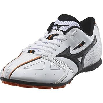 ac8b3fec1532e Mizuno Tempo MD Hombre Spike Chuh Zapatillas para trayectos Medio Blanco -  08 KM de 17209  Amazon.es  Deportes y aire libre