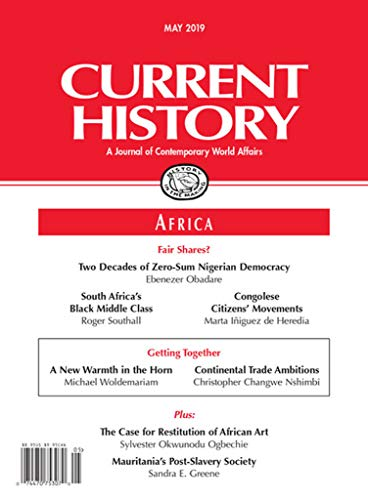 Current History - Current History