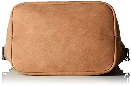 portés épaule Sacs Marron Cognac Pieces Pctherese Bag q48tw66Z