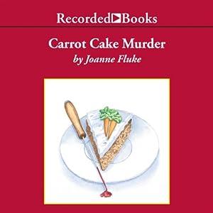 Carrot Cake Murder Audiobook