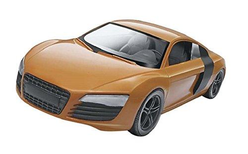 Revell/Monogram Audi R8 Build and Play Snaptite Building Kit