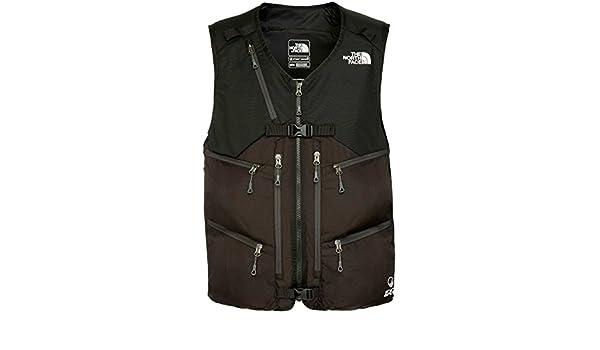 4b0221237 Amazon.com : The North Face Powder Guide Vest - Men's Tnf Black, L ...