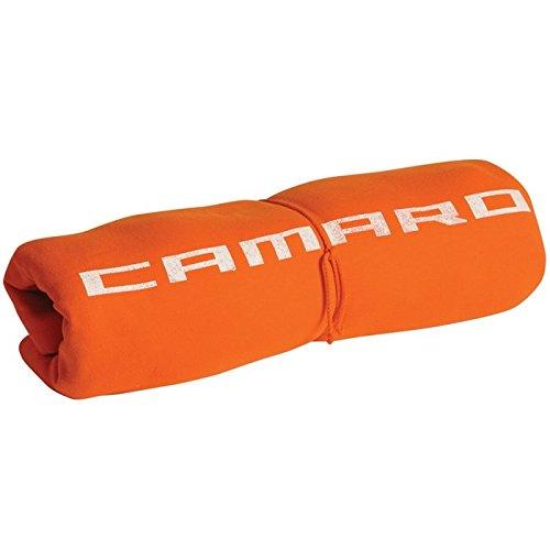 Coast Fleece Sweatshirt - Camaro Jumbo Sweatshirt Blanket - Orange