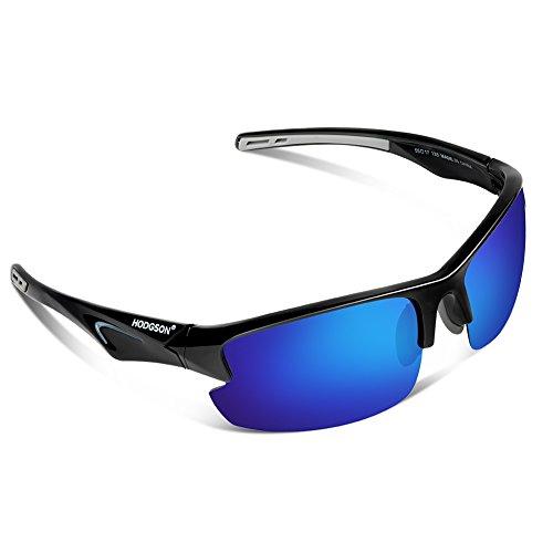 HODGSON Polarized Sunglasses for Men Women, Unique Style Unbreakable - Lenses Sunglasses Hodgson