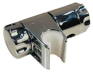 Schläfer 8126022 - Soporte de alcachofa para barra de ducha (cromado)